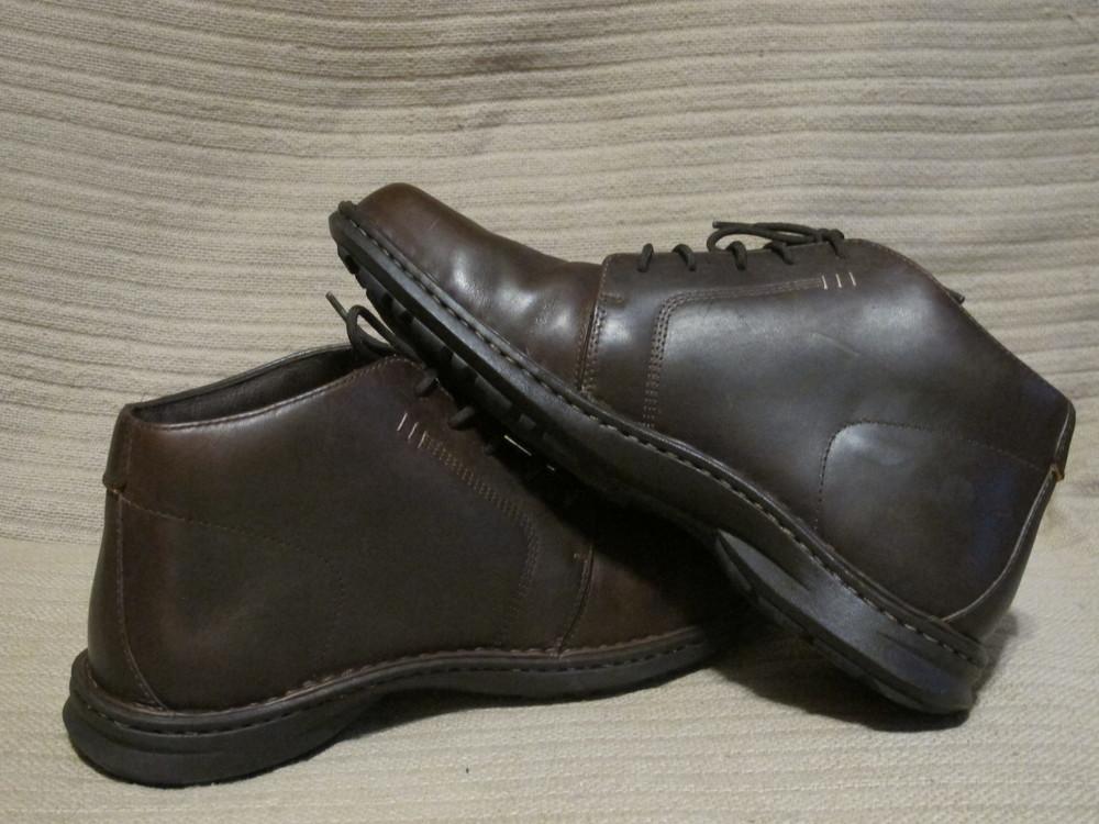 Фирменные кожаные ботинки timberland smart comfort system сша. 12 w ... 69d2583be9b
