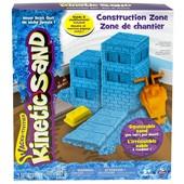 Кинетический песок Зона строительства Kinetic Sand Construction Zone