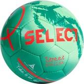 Футбольный мяч Select Street Soccer зеленый