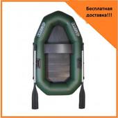 Надувные гребные лодки Омега (под мотор), производство Украина. Бесплатная доставка