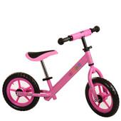 New! Детский беговел Profi Kids M 3142-3, розовый (12 дюймов)