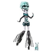 кукла monster high твайла цирк дю шик Twyla Freak Du Chic шапито монстер хай
