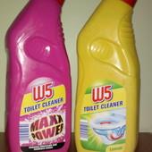 W5 средство для унитаза 1л