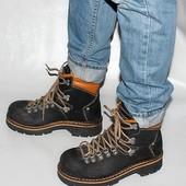 Трекинговые ботинки 43 р Dockers USA оригинал кожа зима
