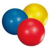 Шипованный Мяч 75см. фитбол Profit Ball для фитнеса