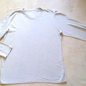серый реглан кофта Gap XL