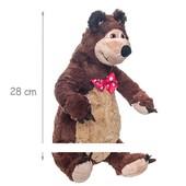 Медведь из м/ф Маша и медведь 25см