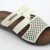 Мужские шлепанцы adidas 40, 41, 42, 45 размер