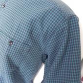 Новая рубашка М,XL