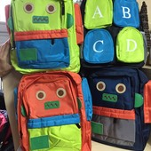 Рюкзаки детские (размеры32*25см-глубина 10см)-отличного качества