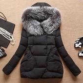 куртка женская ЗИМА зимняя теплая пуховик женский пальто шуба дубленка парка сапоги сникерсы термо