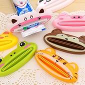Детские зажимы для зубной пасты