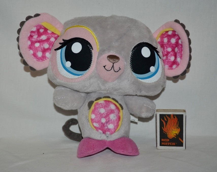 Littlest pet shop игрушки от hasbro мышка мышонок lps маленький зоомагазин фото №1
