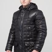 Мужская куртка зимняя (большие размеры)50,52,54,56,58,60,62,64