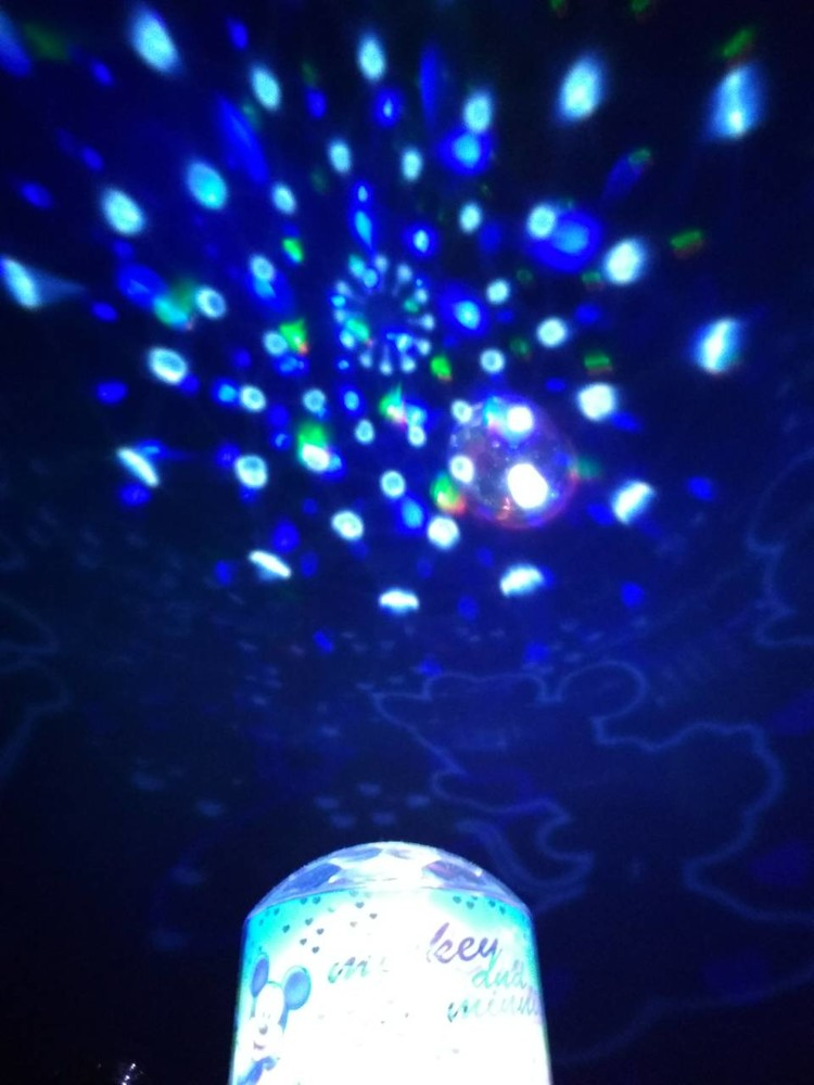 Проектор звездного неба star master+шнур фото №1