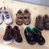 Фирменная обувь от 6 мес и 2 лет