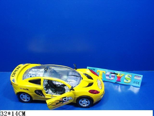 Машинка легковая спорт.8586 откр.дв.инерц.кул фото №1