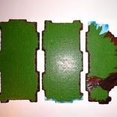 Конструктор Mega Bloks пластина платформа совместимы с Lego мега блокс