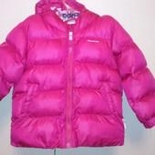 Куртка еврозима для девочки 1-2 лет Quechua (Кечуа)