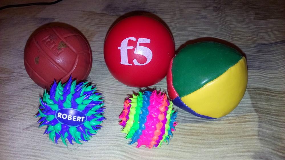Мяч шарик фото №1