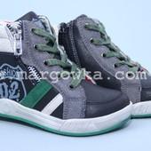 Новые ботинки Little Deer (b&g) ldv16-260 размеры 27-32