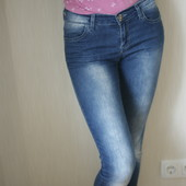 Джинсы женские GloriaJeans , 38 размер , б.у. в отличном состоянии