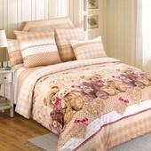 Перкаль Комплекты постельного белья