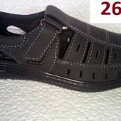 Туфли босоножки мужские летние.