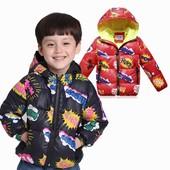 Куртка осень зима под заказ 4 цвета