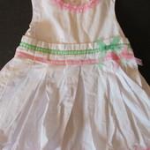 нежное платье для крошки!