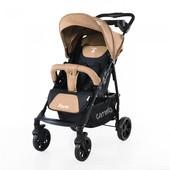 Прогулочная коляска carrello Forte crl-1408 Light Brown