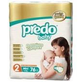 Подгузники Predo Baby Premium