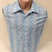 Рубашка, футболка стильная новая мужская M-L