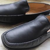 Туфли-мокасины Marks&Spencer 39р-25,5см Отличные