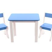 Набор Столик и 2 стула, Финекс. Украина. В ассортименте!