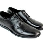Туфли - натуральная кожа Derek