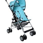 Легкая прогулочная коляска-трость Bebeactual Покупали в Испании