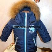 Куртка на мальчика зима 3031