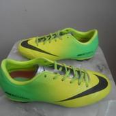 Бутсы  Nike MercuRial(оригинал)р.36