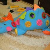 K´s Kids Дракоша развивающий бассейн с шариками