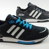 Adidas ZX750 мужские кроссовки кожа замш на выбор
