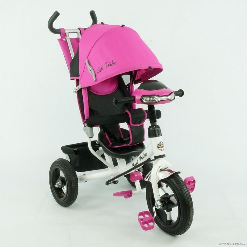 Детский трёхколёсный велосипед 6588в фото №1