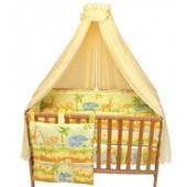 Набор 8в1 детского постельного белья