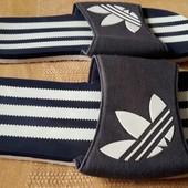 Шлёпанцы Adidas (оригинал)р.40-26см.