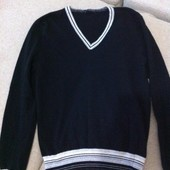 Шерстяной свитер Sisley