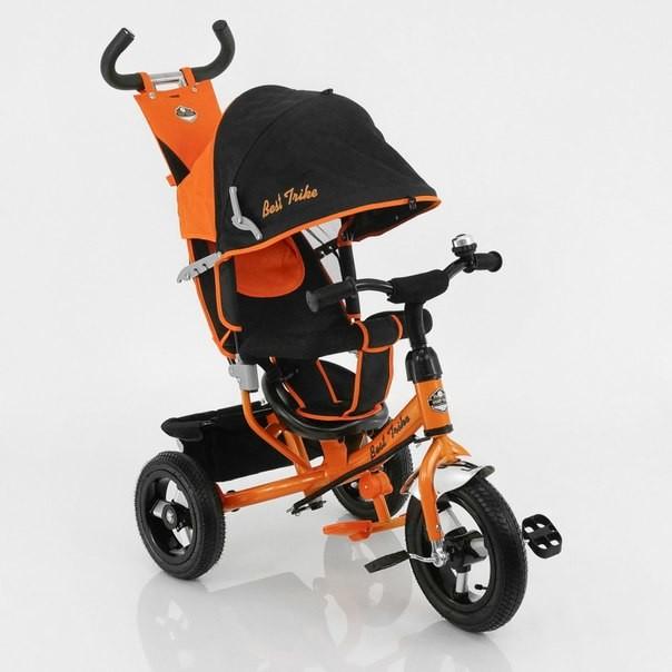 Бест Трайк 5555 надувные колеса новинка трехколесный Best Trike новинка 201 фото №1