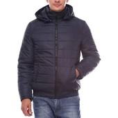 Зимние недорогие короткие мужские куртки