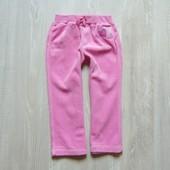 Велюровые штаники для девочки. TU. Размер 12-18 месяцев. Состояние: новой вещи