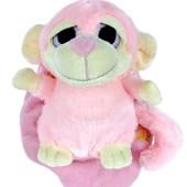 Обезьянка прячется в кокон Podlings 18 см от Keel Toys Великобритания