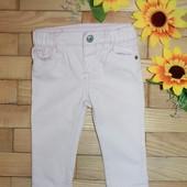 джинсы 6-9 месяцев